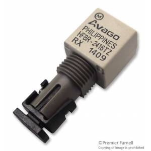 hfbr-2416tz: fibre optic rcvr st