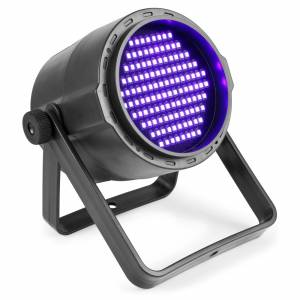Blacklight UV prozektor PLS20 120-UV LED DMX sisemise akuga