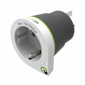 Reisiadapter AUS pistik EUR pesa Q2Power Europe to AUS