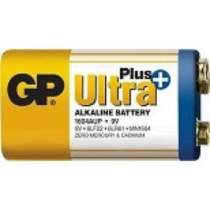 E-block, LF622 9V GP Alkaline Ultra Plus