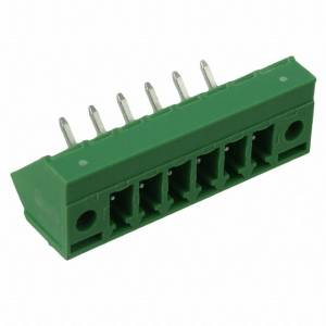 Terminal block,pcb,3.81mm,6way,w/f, 20020131-D061A01LF