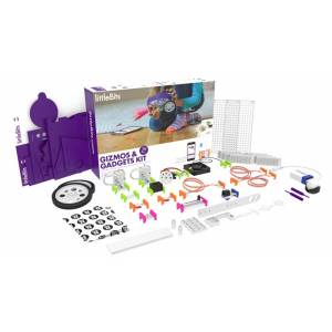 Gizmos & Gadgets 2nd edition komplekt littleBits