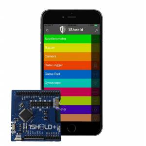 1Sheeld+ bluetooth 4.0 Shield for Arduino