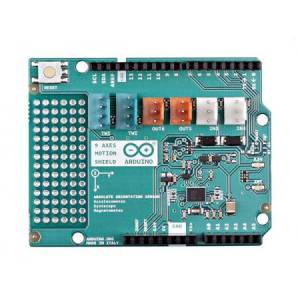 Arduino 9 axis motion shield