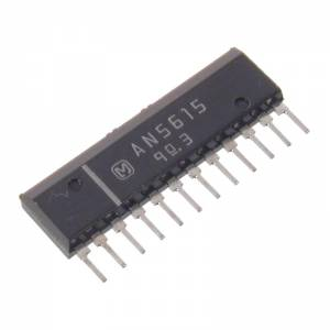 AN5836 - DC volume tone control IC