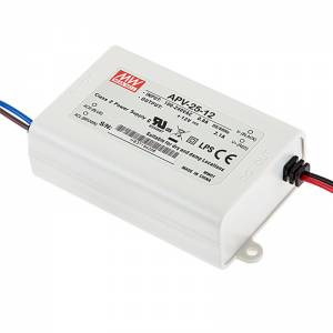 Toiteplokk 5VDC 3.5A 17.5W SMPS Mean Well APV-25