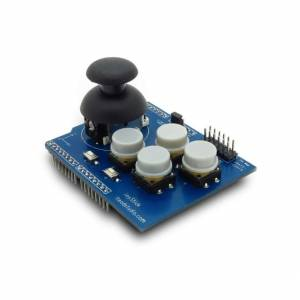 Arduino Game Joystick Shield