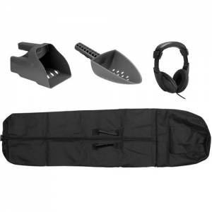 Accessory pack for metal detector