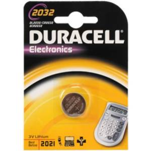CR2450 Duracell liitium patarei 3V 24.5mm 5mm
