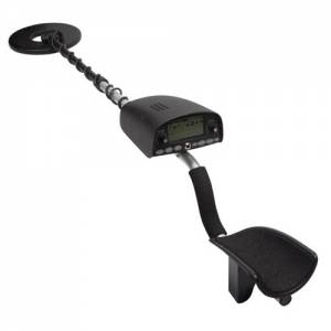 Advanced metal detector with lcd (freq. < 9 khz)