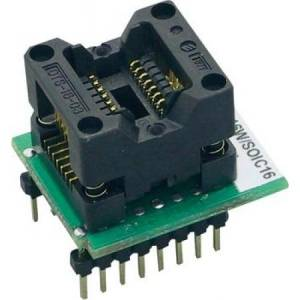 Adapter DIL16 - SOIC16 ZIF