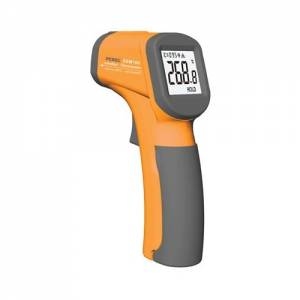 Mini infrared thermometer with laser (-50 °c to +330 °c)