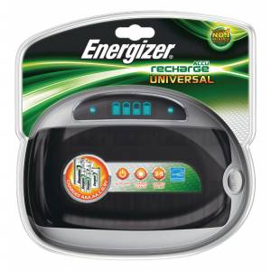 Nimh Battery Charger Aa/aaa/c/d/e-block, Energizer