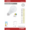 LED lamp A60 E27 9W 720lm RGB-WW IR-puldiga, defektne