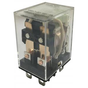 MULTICOMP - MCJQX-13F-LY2CL-24VDC - Power Relay, DPDT, 24 VDC, 10 A, JQX-13F-LY Series, Socket