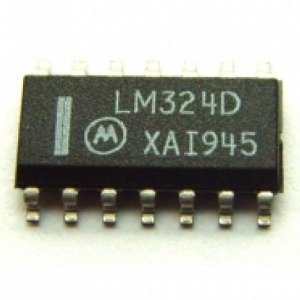 LM324D SMD