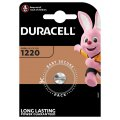 CR1220 Duracell liitium patarei 3V 12mm 2.0mm