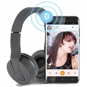 Bluetooth kõrvaklapid 40mm BT4.0 KM Play