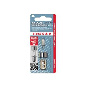 Maglite - replacement lamp (xenon) for ml6/lcl6 - 1 pc