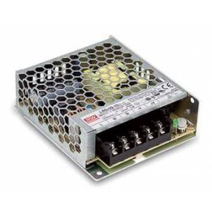Toiteplokk 24VDC 2.2A 50W IP20 Mean Well