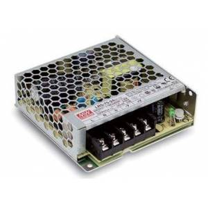Toiteplokk 12VDC 6A 75W IP20 Mean Well