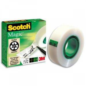 Kleeplint kontoriteip 19mm*33m 3M Scotch Magic 810