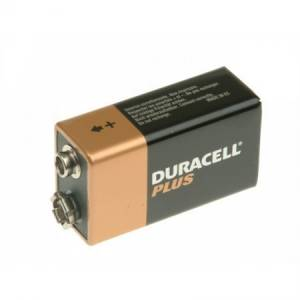 1tk patarei Krona, 6LR61 9V Duracell Plus Power