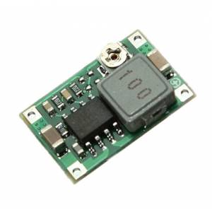Toitemoodul DC/DC step-down 4.75...23V/1...17V 1.8A MP2307D