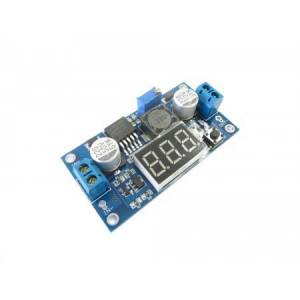 Toitemoodul DC/DC step-up 3...34V/4...35V 15W LM2577 LED näit
