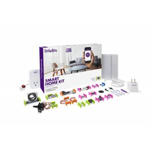 Targa kodu komplekt littleBits Smart Home kit