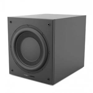 "Subwoofer 10"" T&V SW10 100Wrms, must"