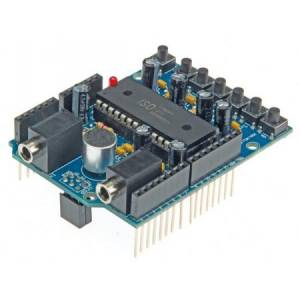 Arduino Audio Shield