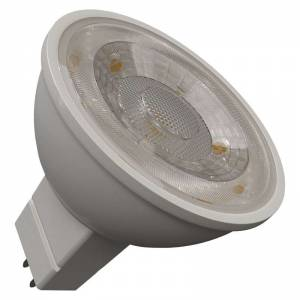LED lamp MR16 12V 5W 400lm soe valge 3000K premium