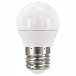 LED E27 pall G45 230VAC 6W 470lm neutral 4100K Classic
