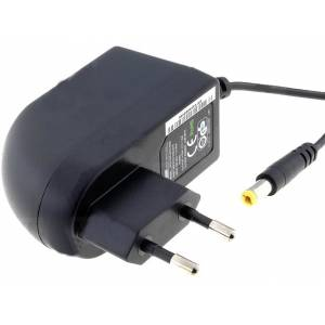 Toiteadapter SMPS 15V 1.6A 24W 2.1/5.5mm pistik