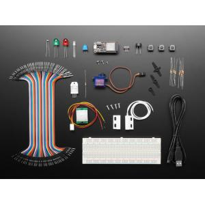 Mongoose OS & Google IoT Core Pack w/ Adafruit Feather HUZZAH32