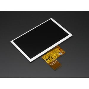 "5.0"" 40-pin 800x480 TFT Display without Touchscreen"