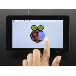 "Pi Foundation Display - 7"" Touchscreen Display for Raspberry Pi"