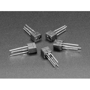 Miniature Reflective Infrared Optical Sensors - 5 Pack