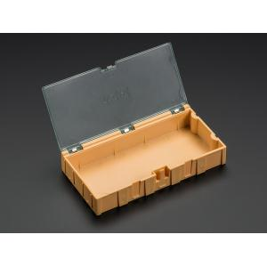 Large Modular Snap Box - SMD component storage