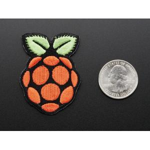 Raspberry Pi - Skill badge, iron-on patch