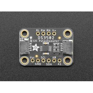 Adafruit DS3502 I2C Digital 10K Potentiometer Breakout