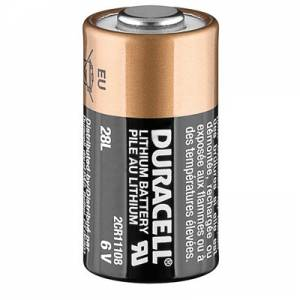 Duracell PX28L liitium patarei 6V 4SR44