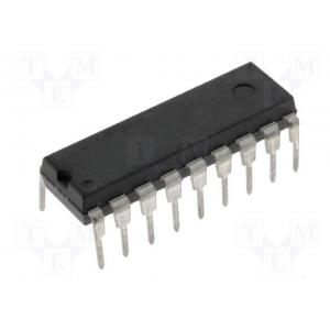 Integrated circuit:Remote Control Decoder  DIP18