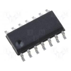 LM339D SMD IC, quad comparator SO14
