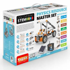 STEM PHYSICS MASTER SET: Simple Machines, Structures, Newton