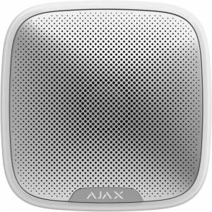 Ajax Wireless outdoor siren White