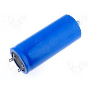 Capacitor: electrolytic; 10000uF; 63VDC; Ø35x66mm; Pitch: 10mm