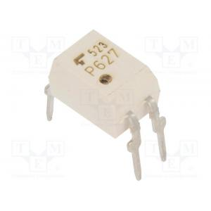 Optocoupler; THT; Channels: 1; Out: transistor; Uinsul: 5kV; DIP4