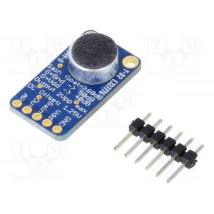 Module: audio; sound detector; analog; 3.3VDC; IC: MAX9814